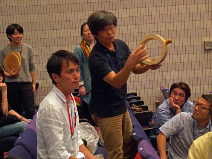 北鎌倉の間伐材を一本100万円で売るプロジェクト10・20_c0014967_19552824.jpg