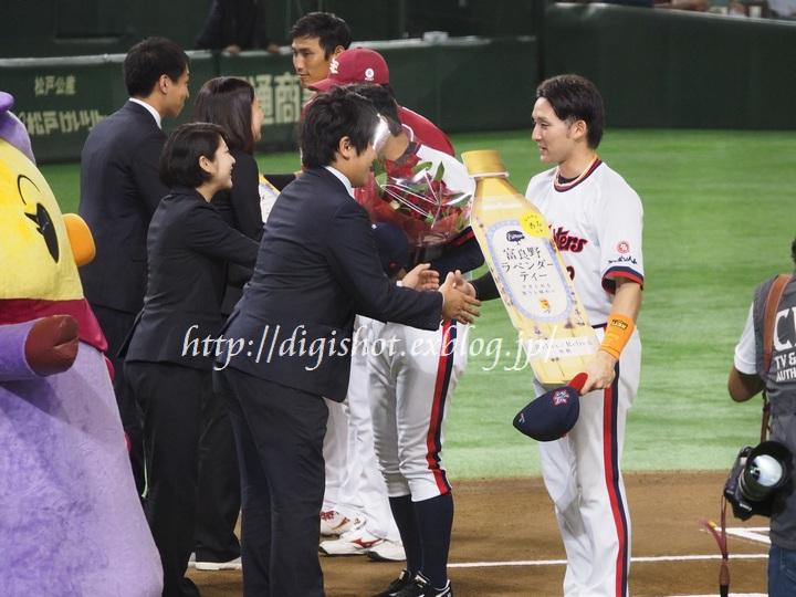 日本シリーズを前に、日本ハムファイターズ選手フォト@9/1東京ドーム_e0222575_20142381.jpg
