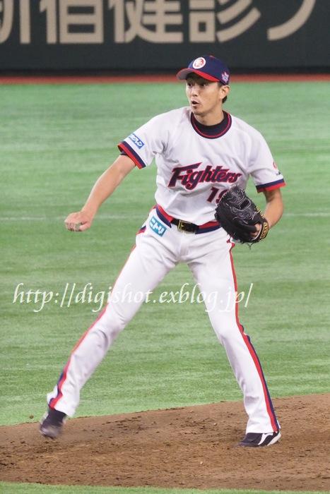 日本シリーズを前に、日本ハムファイターズ選手フォト@9/1東京ドーム_e0222575_20171158.jpg