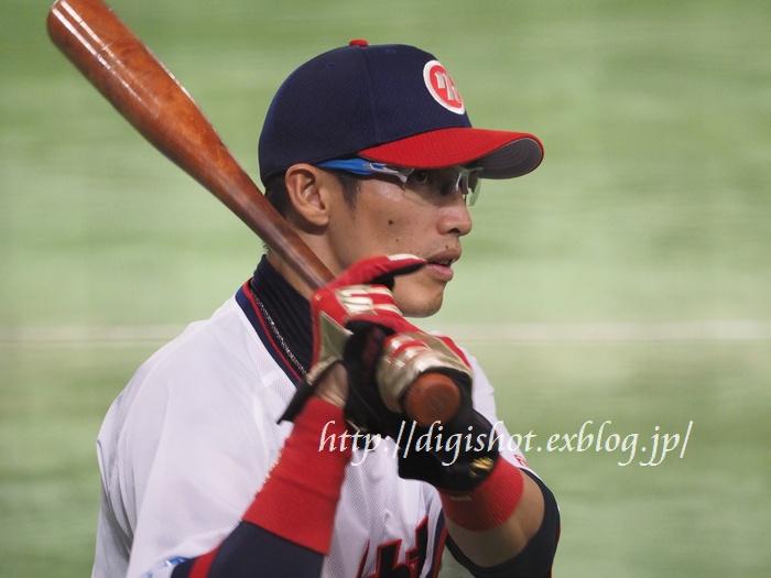日本シリーズを前に、日本ハムファイターズ選手フォト@9/1東京ドーム_e0222575_2073588.jpg