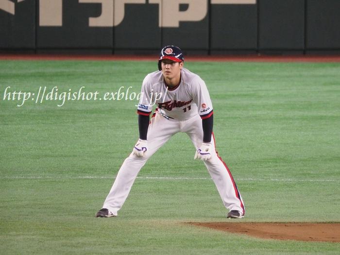 日本シリーズを前に、日本ハムファイターズ選手フォト@9/1東京ドーム_e0222575_2105938.jpg