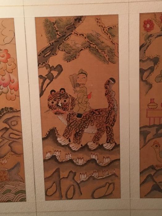ソウルから大邱へ。韓国のおいしい味と美術作家さんたちに会いに。その3 テンプルステイ&民画作家さんのアトリエへ_a0223786_16260850.jpg