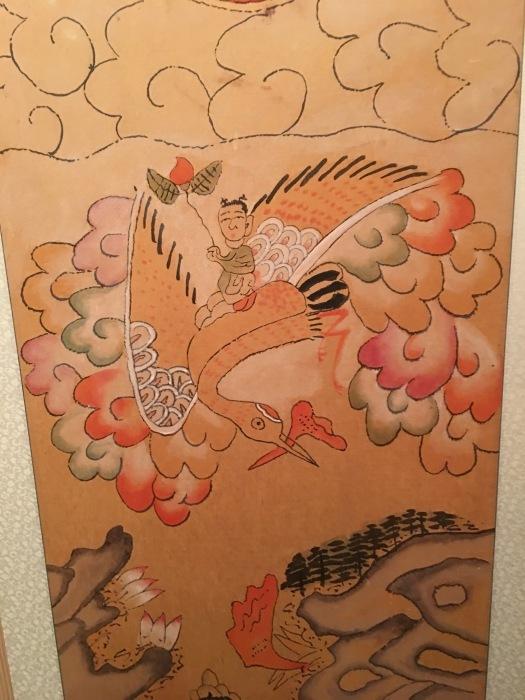 ソウルから大邱へ。韓国のおいしい味と美術作家さんたちに会いに。その3 テンプルステイ&民画作家さんのアトリエへ_a0223786_16265187.jpg