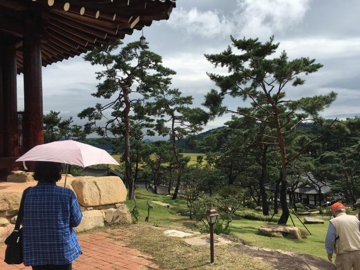 ソウルから大邱へ。韓国のおいしい味と美術作家さんたちに会いに。その3 テンプルステイ&民画作家さんのアトリエへ_a0223786_16274294.jpg