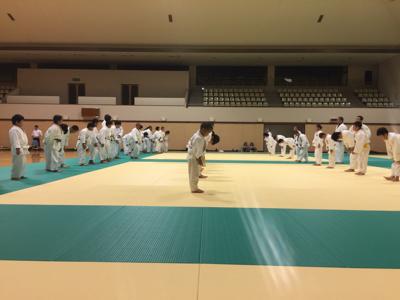 中学生との合同練習_b0172494_23313856.jpg
