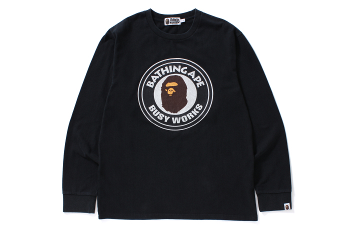 VINTAGE WASHED BUSY WORKS L/S TEE_a0174495_17131588.jpg