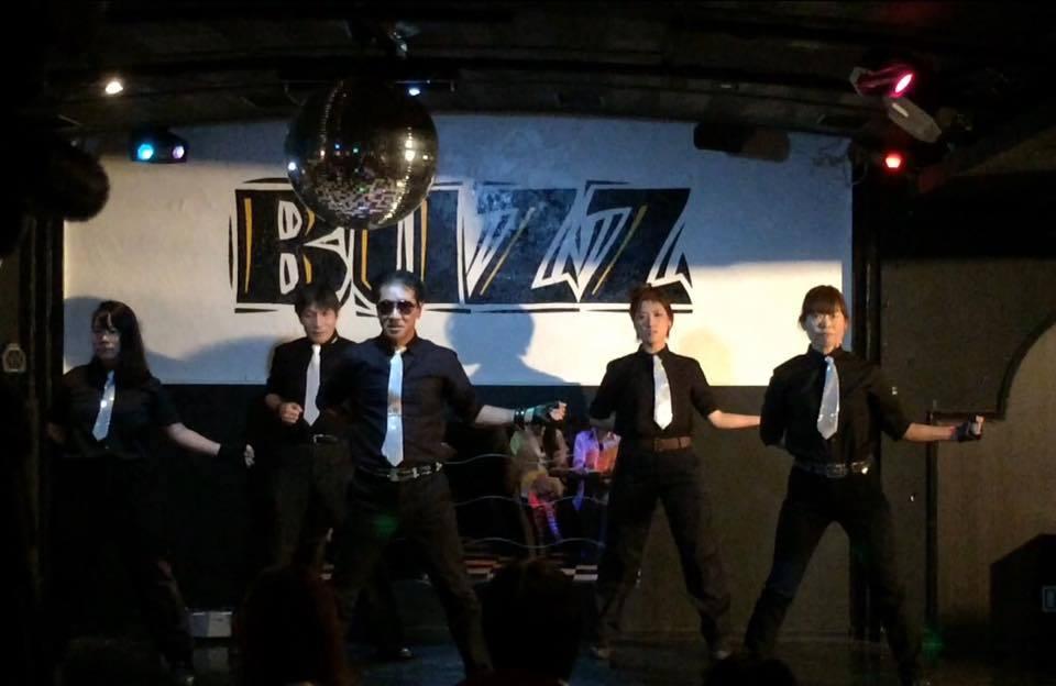 ★2016年10月2日 錦糸町BUZZ MJ-4ever出演★_f0336500_23055934.jpg