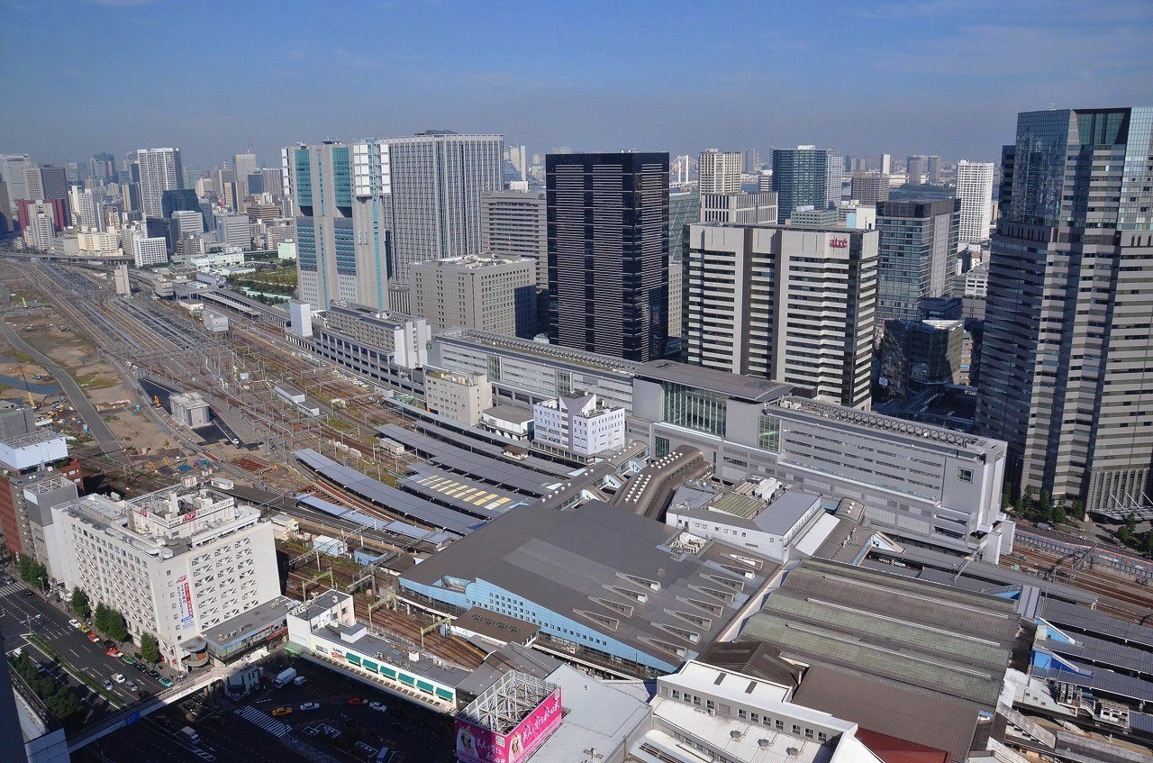 TOP OF SHINAGAWA_d0065116_2118124.jpg