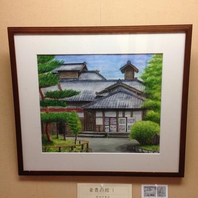 高彩会水彩画展10/22~30_e0135219_15512296.jpg