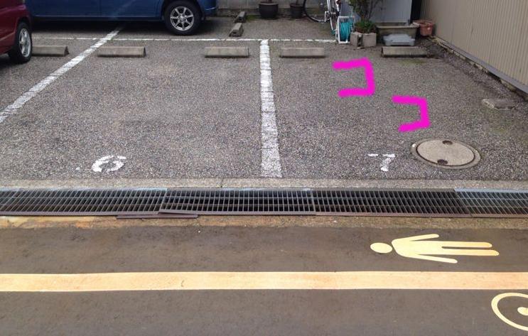 そして只今駐車場はこんな感じ・・・・・・空きありっスーーー(^^)_c0110051_951365.jpg
