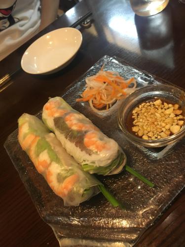 大好きな自由が丘のベトナム料理やさん⭐️_c0151965_15545499.jpg