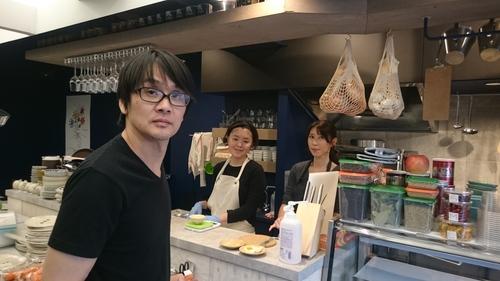 「山下さんの新店舗Le.carre」_a0075684_1433393.jpg