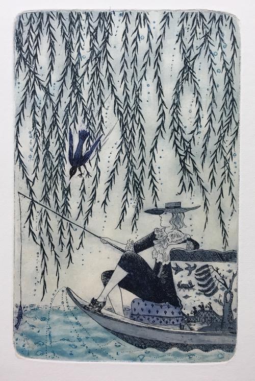 3つの展覧会のお知らせ『ふたつの柳の物語』『死者の日』『こだわる男』_b0010487_08534618.jpg
