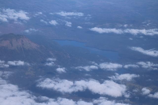 素晴らしい北海道の秋、全日空・ANAの旅、雌阿寒岳・阿寒湖・屈斜路湖そして摩周湖・・・野付半島を一周_d0181492_22360617.jpg