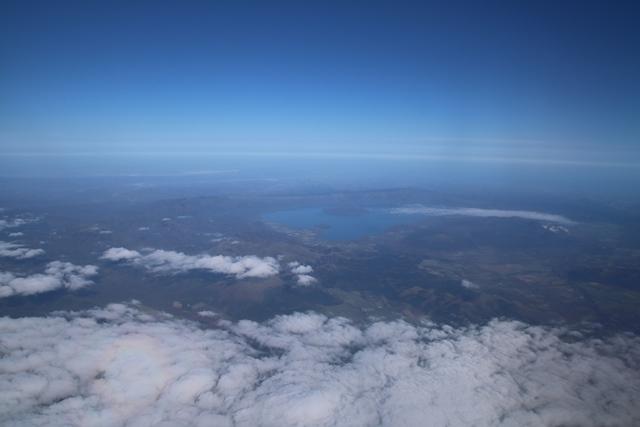 素晴らしい北海道の秋、全日空・ANAの旅、雌阿寒岳・阿寒湖・屈斜路湖そして摩周湖・・・野付半島を一周_d0181492_22370542.jpg