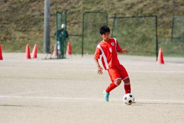 【U-13&14】TRAINING MATCH:vs 青葉FC & 東向陽台中 October 22, 2016_c0365198_22242090.jpg
