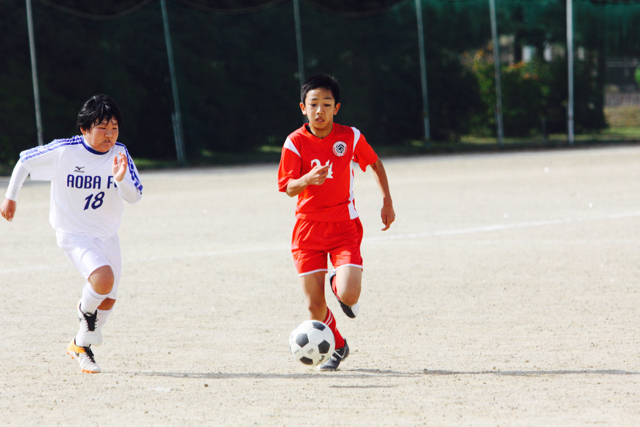 【U-13&14】TRAINING MATCH:vs 青葉FC & 東向陽台中 October 22, 2016_c0365198_22250392.jpg