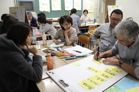 【青学WSD】 23期生、子ども向けワークショップの企画に取り組んでいます!_a0197628_20150808.jpg