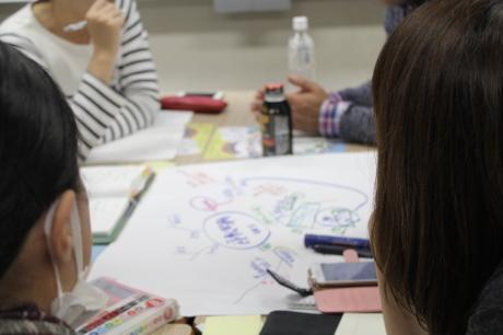 【青学WSD】 23期生、子ども向けワークショップの企画に取り組んでいます!_a0197628_20151574.jpg