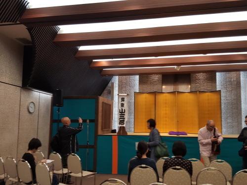 小三治とフランク永井と「公園の手品師」&カミさんの新作_e0016828_11014287.jpg