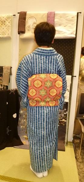 サローネ・絞りの着物・5-9着物・きもので集う園遊会。_f0181251_20515219.jpg