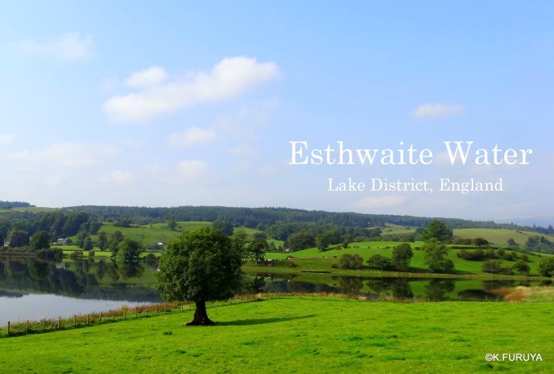 湖水地方へ 6 可愛い村 ホークスヘッド_a0092659_23453641.jpg