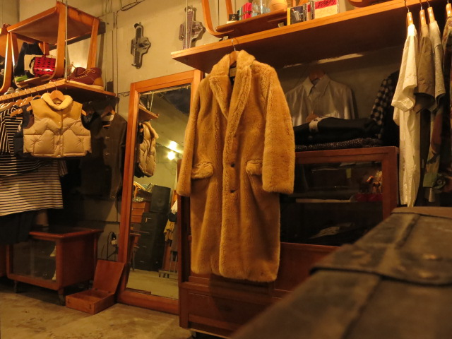 """TONSURE Long Coat Made in Bulgaria #FAIR\""ってこんなこと。_c0140560_9443636.jpg"
