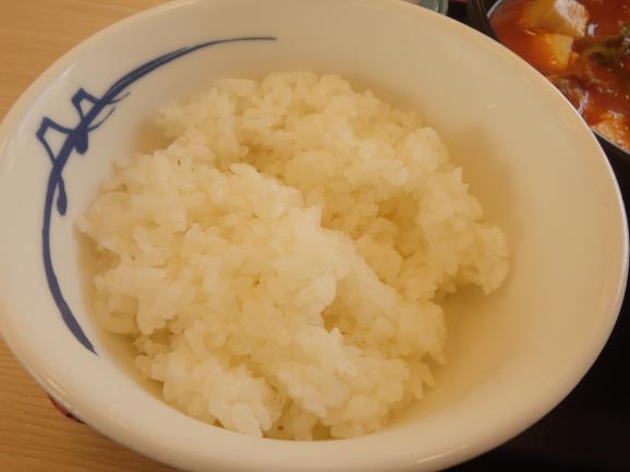 松屋の豆腐キムチチゲ膳     門真店_c0118393_11394013.jpg