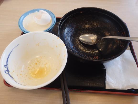 松屋の豆腐キムチチゲ膳     門真店_c0118393_1275336.jpg