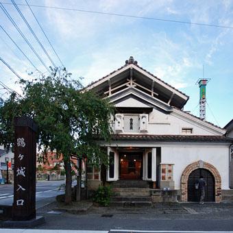 会津の建築:鶴ヶ城_c0195909_1053464.jpg