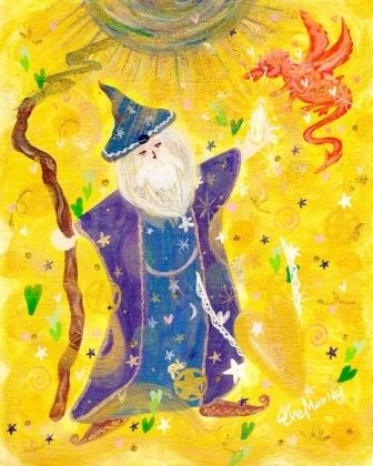 2016/12/21-26 エレマリア*エンジェルアート展 *Universal Blessing*「マリアの祈りと宇宙の祝福」 _e0091712_5552381.jpg