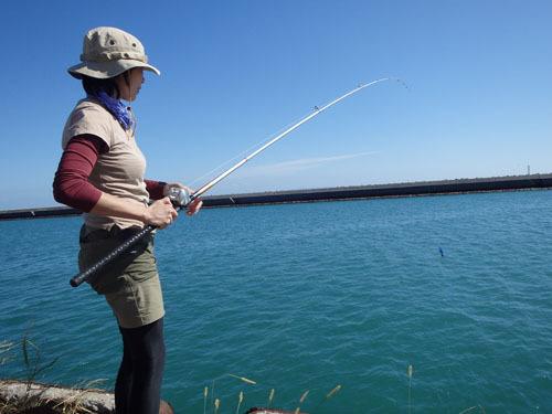 釣りとカヤック_f0208315_23465175.jpg