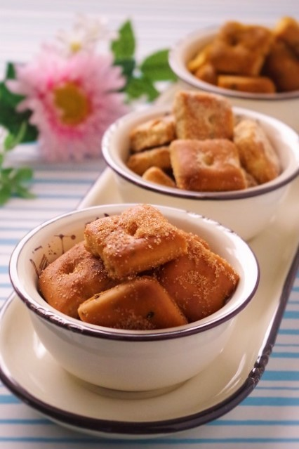乾パンの消費レシピ!簡単に作れてパクパク食べれる揚げ乾パンがおすすめ