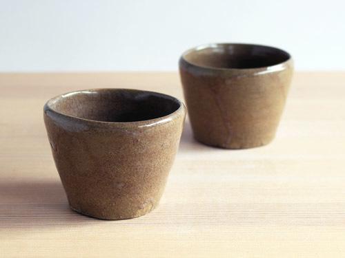 福永芳治さんの三島、長石釉、白釉のうつわ。_a0026127_14211619.jpg