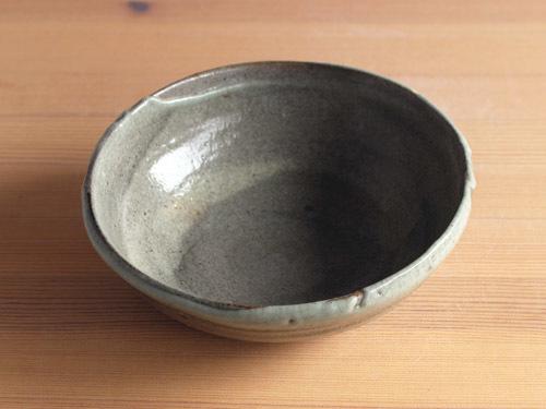 福永芳治さんの三島、長石釉、白釉のうつわ。_a0026127_14414756.jpg