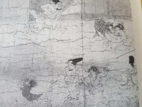したたかな庶民の誕生 「伴大納言絵巻」@長谷川宏「日本精神史」その19_e0016828_12134389.jpg