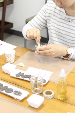 【レッスンレポ】launaのもらって嬉しい食べて美味しいアイシングクッキーレッスン_b0345432_17110201.jpg