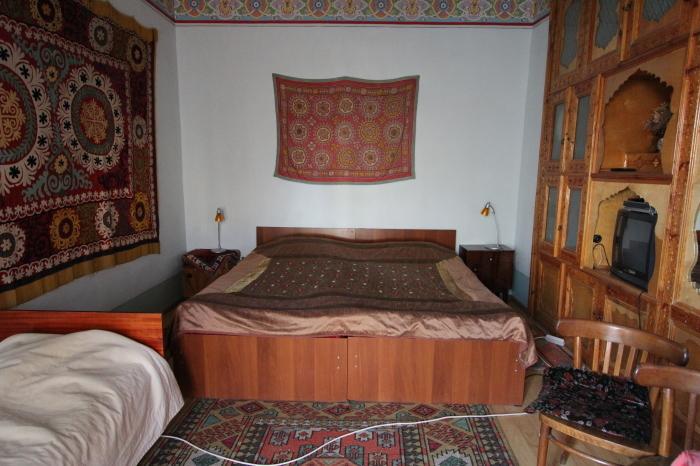 ウズべキスタンの古民家ホテル_a0109837_16525778.jpg