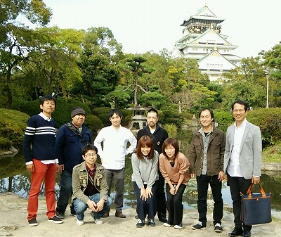 社員旅行~大阪編①~_a0272042_20502157.jpg