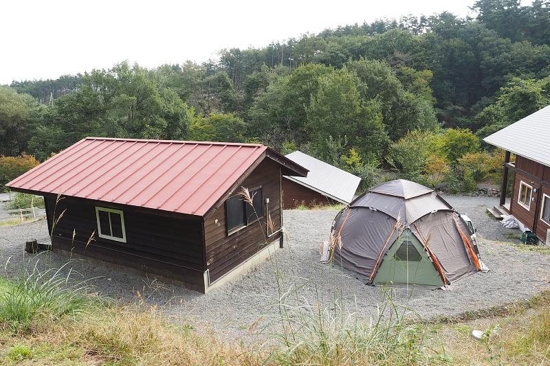 【キャンプ場施設レポート】Foresters Village Kobitto(フォレスターズビレッジ・コビット 南アルプス)① 建物編 _b0008655_11402280.jpg