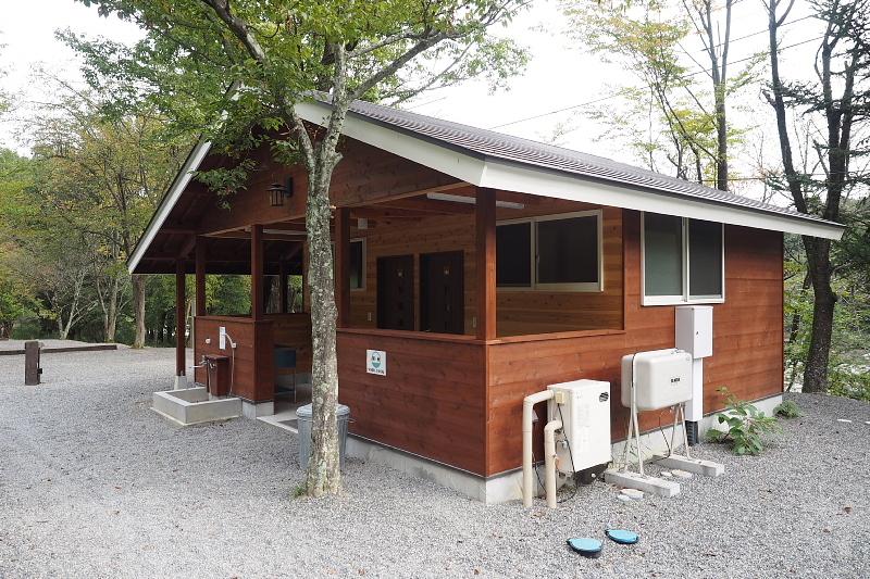 【キャンプ場施設レポート】Foresters Village Kobitto(フォレスターズビレッジ・コビット 南アルプス)②_b0008655_11472476.jpg