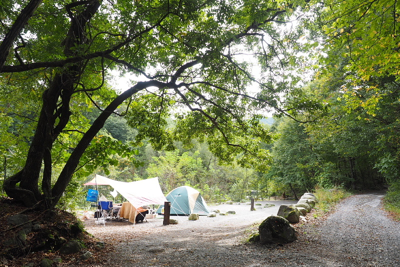 【キャンプ場施設レポート】Foresters Village Kobitto(フォレスターズビレッジ・コビット 南アルプス)②_b0008655_12162156.jpg