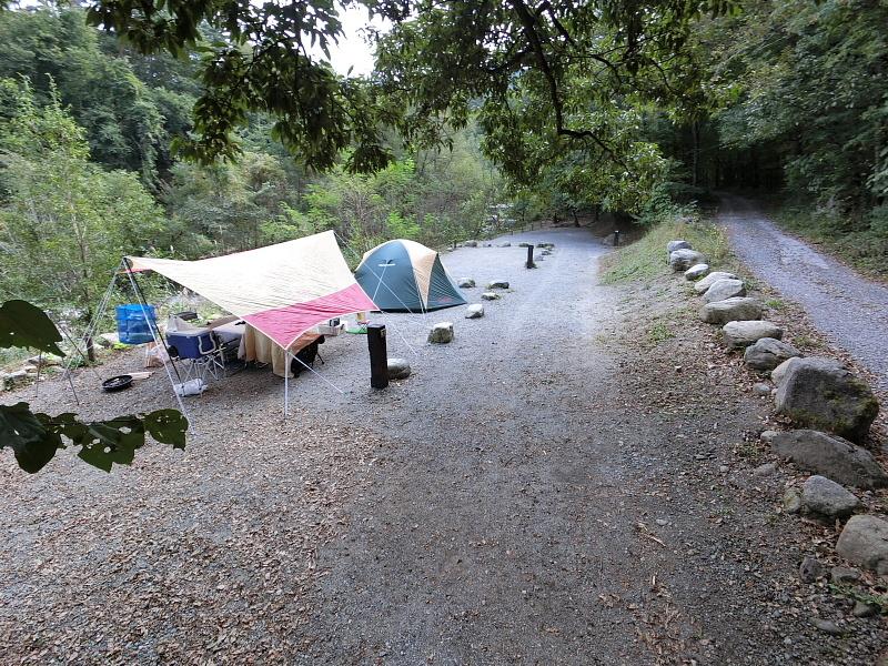 【キャンプ場施設レポート】Foresters Village Kobitto(フォレスターズビレッジ・コビット 南アルプス)②_b0008655_12192023.jpg