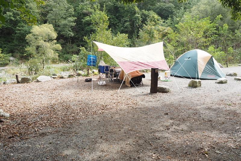 【キャンプ場施設レポート】Foresters Village Kobitto(フォレスターズビレッジ・コビット 南アルプス)②_b0008655_12261667.jpg