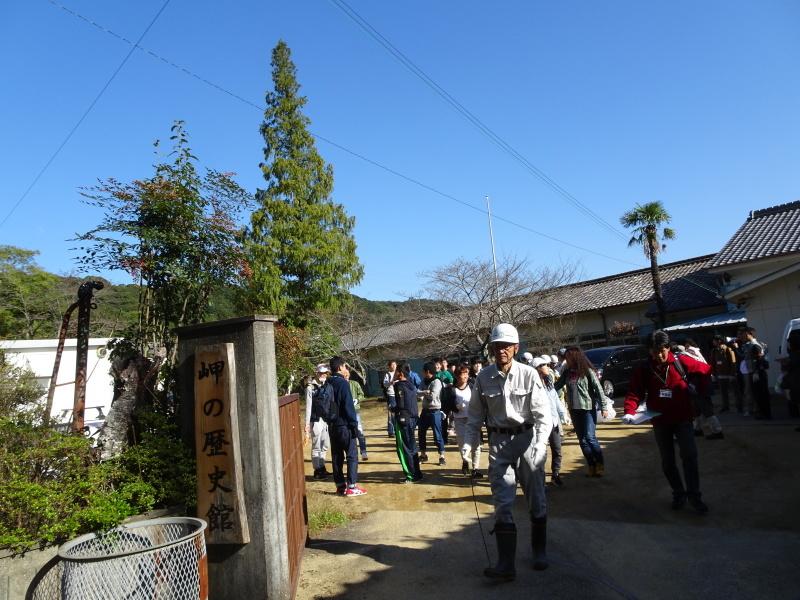岬高校「山海人プロジェクト2016 」  in 孝子の森  by  (TATE-misaki) _c0108460_19180249.jpg