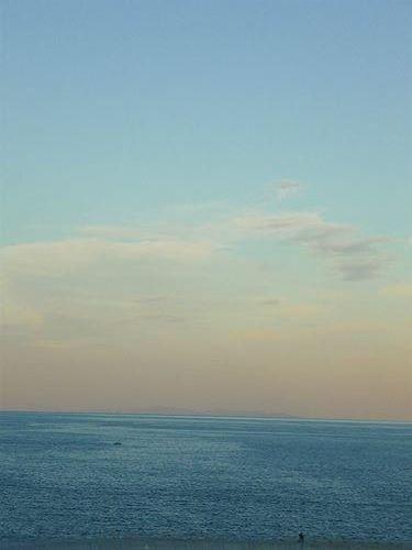 ホテルニューツルタ  二条泉から望む 美しい別府湾の夕凪&Goldilocks ROYAL COPENHAGEN×Steiff。♬。。。*。:☆.。†_a0053662_23535068.jpg