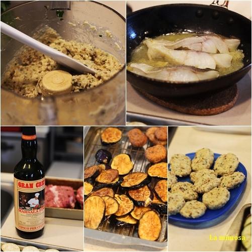 La mimosa 10月のレッスン ~シチリアのお料理~_d0353281_22272018.jpg