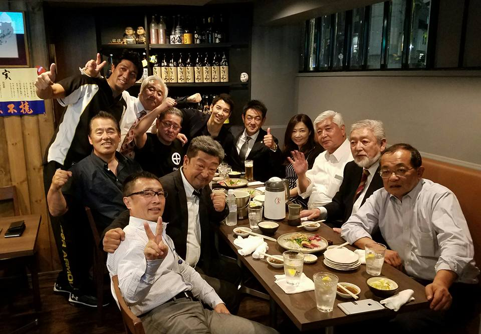 「第48回全日本空手道選手権」終了いたしました!入賞された選手の皆さん感動を有り難う御座いました!_c0186691_1352956.jpg