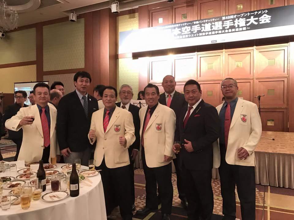 「第48回全日本空手道選手権」終了いたしました!入賞された選手の皆さん感動を有り難う御座いました!_c0186691_13538100.jpg