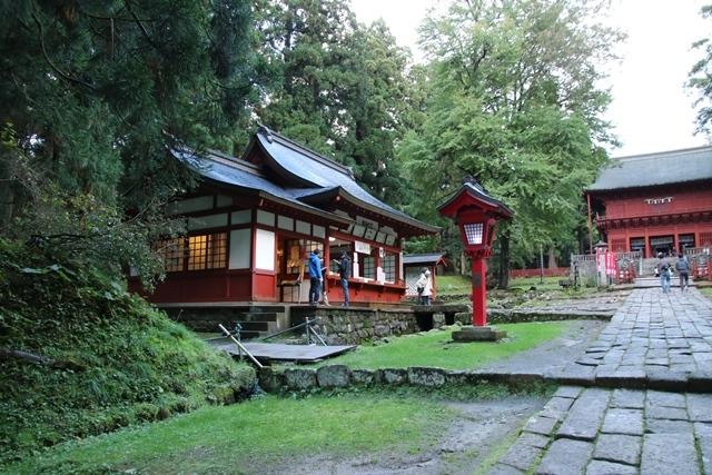 JALで行く青森の旅@深い信仰を受ける岩木山神社を訪ねて・・・神秘的姿を見せた岩木山_d0181492_07430126.jpg
